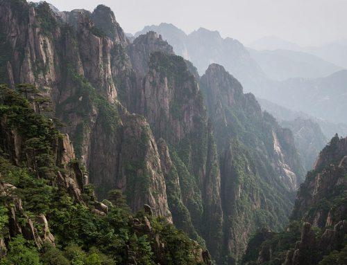 Yellow Mountains 2