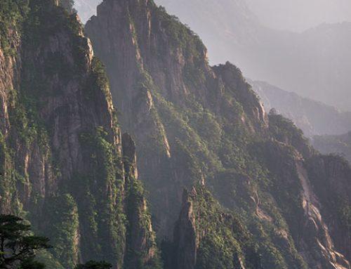 Yellow Mountains 3