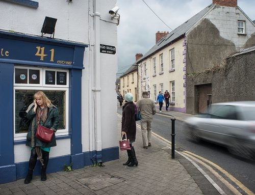 Street Scene, Kilkenny