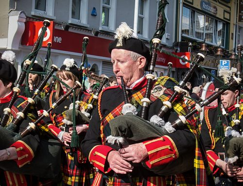 St. Patrick's Parade 1