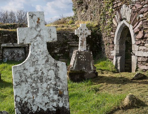 Templenoe Burial Ground 3
