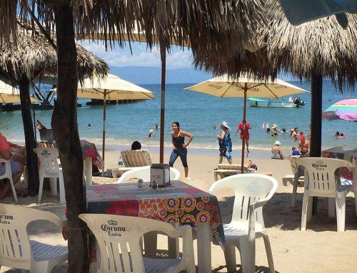 Beach Scene 4, Puerto Vallarta