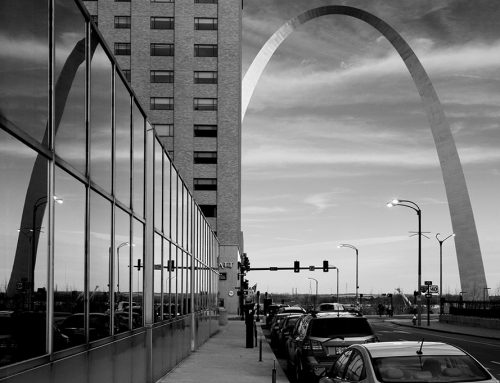 The Arch and Reflection