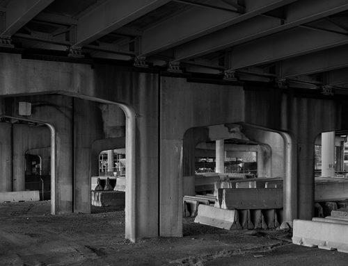 Under I-55/44 #2, 1991