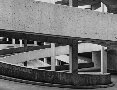 Parking Garage Series #11