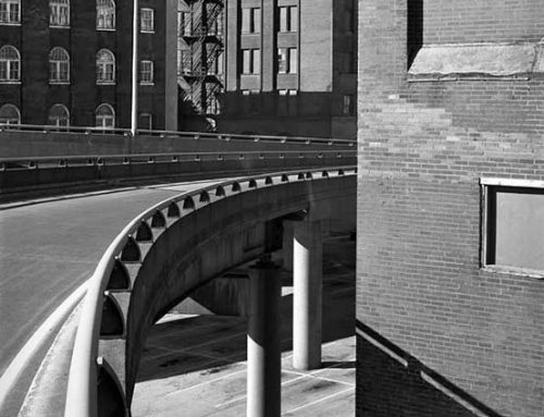 9th Street Ramp and Buildings 5, 6, and 7