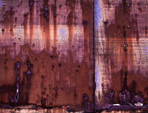 Rusted Metal #2