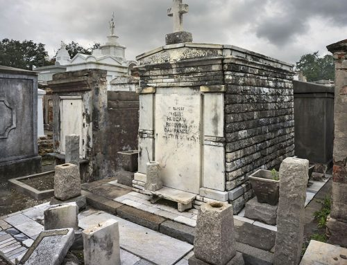 St. Louis Cemetery, New Orleans, Louisiana 1