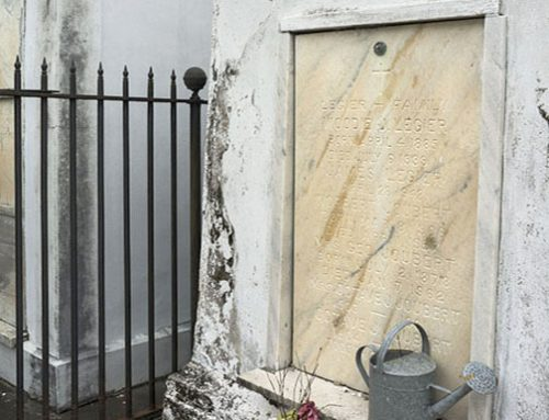 St. Louis Cemetery, New Orleans, Louisiana 2