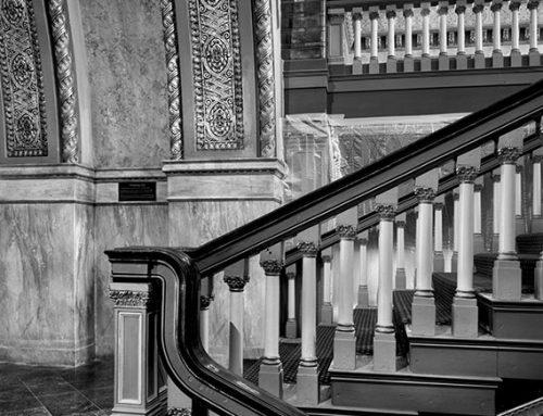 Whispering Arch, Grand Ballroom, Union Station, 2017