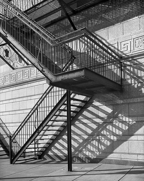 /product//fire-escape-shadow-powell-symphony-hall/