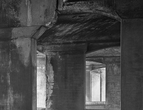 Under the Old Vandeventer Overpass 2, 1991