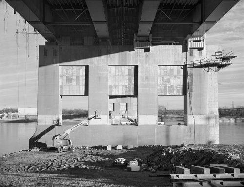 Reconstruction, Poplar Street Bridge #4, 2018